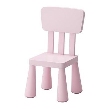 Ikea Mammut - Silla para niños, luz Rosa £ 13-35 / 43x37x7 cm ...