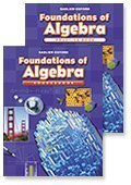 Foundations of Algebra, Grade 8:sourcebook and Practice Book (Package): pdf epub