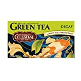 Celestial Seasonings Green Tea Decaffeinated Mint — 20 Tea Bags (Pack of 2) Review