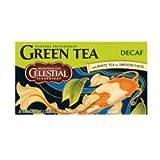 Celestial Seasonings Green Tea Decaffeinated Mint — 20 Tea Bags (Pack of 2) Review