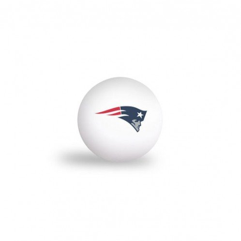 NEW ENGLAND PATRIOTS PING PONG BALLS - 6 PACK by WSE