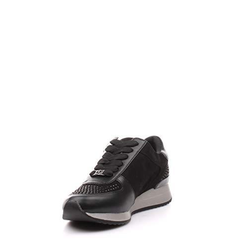 Gattinoni Inverno Nero Ecopelle Roma Sneaker Autunno BBqvTH