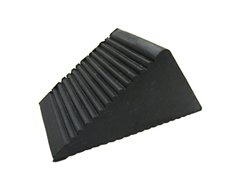 i-MOVER 2PCS/SET RUBBER WHEEL CHOCKS by i-MOVER