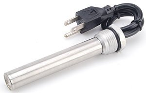 JEGS 23675 Oil Pan/Sump Immersion Heater by JEGS (Image #1)