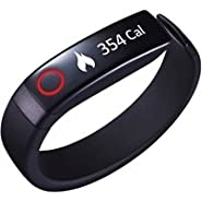 Lg Electronics FB84-BL Lg Lifeband Touch Activity Tracker - Large [fb84-bl]