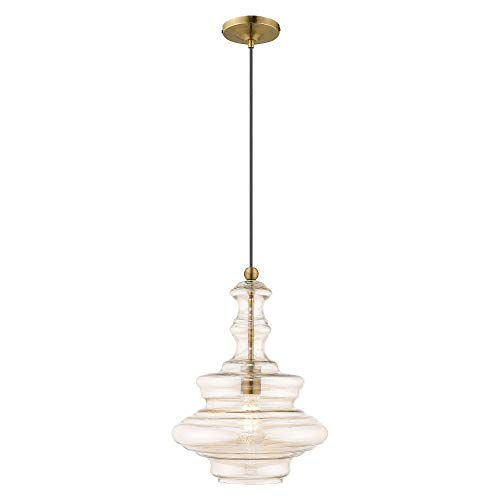 Livex Lighting 41224-01 Art Glass - 18.5