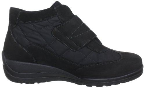 Waldläufer Korinna, Women's Boots Black - Black (Denver Perla Black Ama611 001)