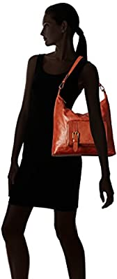 Fossil Cleo Hobo Brown