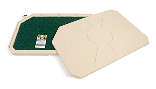 PetSafe Piddle Place Indoor/Outdoor Dog Potty, Alternative to Puppy Pads, Indoor Restroom for Dogs by PetSafe (Image #9)
