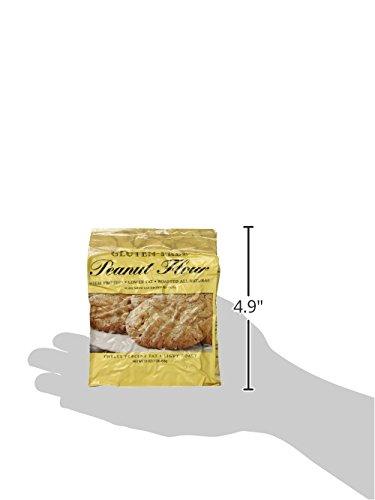 Protein Plus – Peanut Flour – Gluten Free – 16 Ounces by Protein Plus (Image #5)