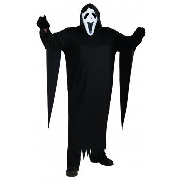 Rubie's Costume Co Howling Ghost (Mens Plus Size Ghost Face Costumes)