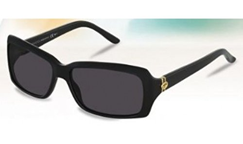 Gucci GG3590/S Sunglasses-0807 Black (WJ Gray Polarized Lens)-57mm by Gucci