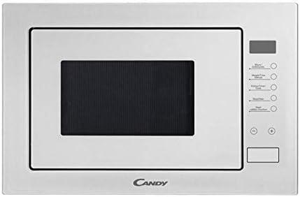 Candy Mic G25 GDFW Microondas con Grill, 900 W, 25 litros, Blanco