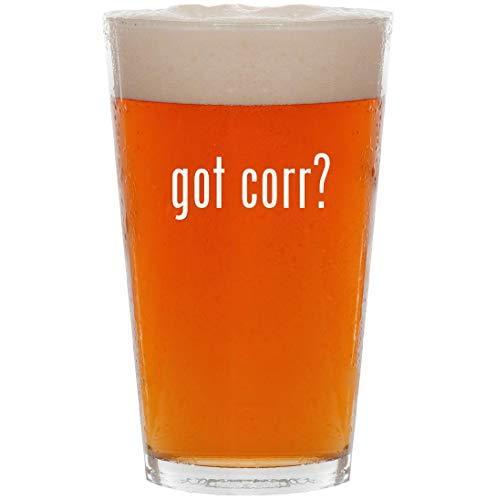 got corr? - 16oz Pint Beer -