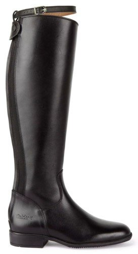 Long x Boots Wide Black Caldene 4 Pendle Riding Leather Size pqSSEA