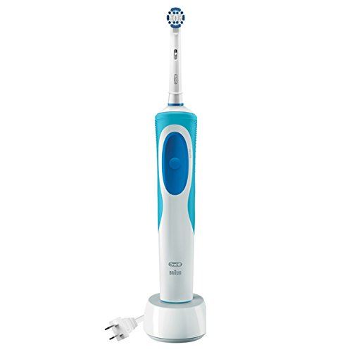 Best Electric Toothbrush,Oral-B Pro 500 Power Rechargeable Electric Toothbrush Powered by Braun