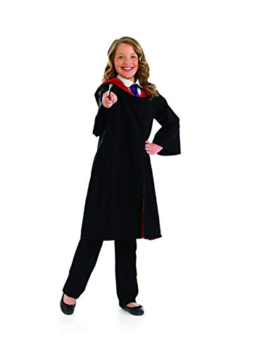 fun shack Kids Witch Wizard Costume Boys Girls Magical Robes Magic School Outfit - -