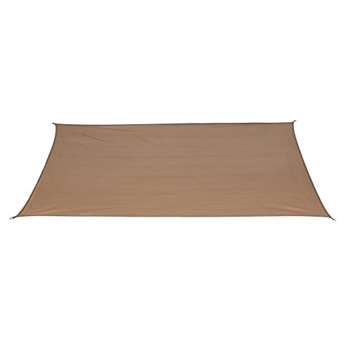 California Sun Shade Rectangle Walnut product image