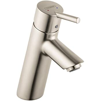Hansgrohe Talis E Single Hole Chrome Lavatory Faucet