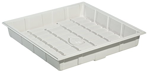 Botanicare Grow Tray, 3 by 3-Feet, White by Botanicare