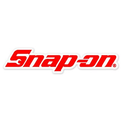Snap On tools car styling racing vynil car sticker 8