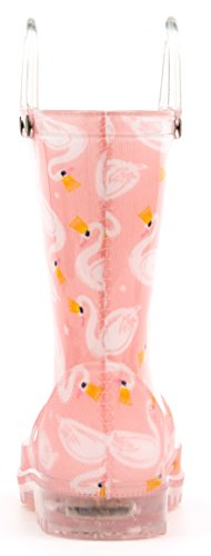 Pictures of Outee Toddler Girls Kids Light Up Rain GLP18ASWNPIN6 4