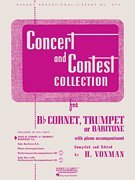 Concert and Contest Collection for Trumpet - Trumpet Part