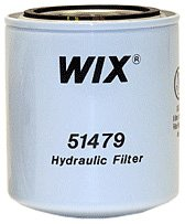 51479 Heavy Duty Spin-On Hydraulic Filter WIX Filters Pack of 1