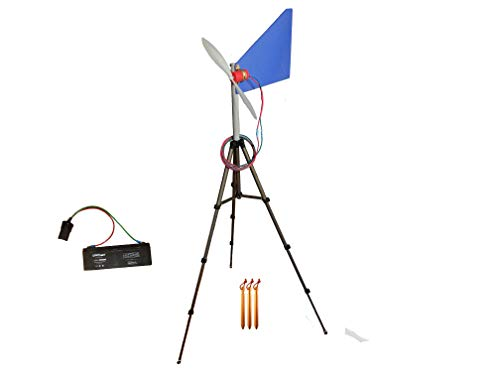 Pacific Sky Power Travel Wind Turbine Generator with Battery