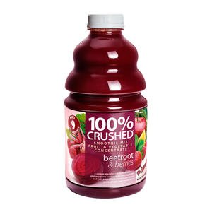 Dr. Smoothie Brands 2135 Dr. Smoothie 100% Crushed Beetroot & Berries (SET OF 6 PER CASE) by Dr. Smoothie