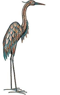 Regal Art & Gift Patina Heron, 27'' (11294)