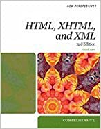Book HTML, XHTML, and XML - Comprehensive 3RD EDITION