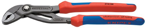 Knipex 8702300 12-Inch Cobra Pliers - Comfort - Plier Wrenches 250