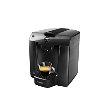 AEG A Modo Mio Favola Easy Coffee Machine 0.9 L, 1300 W   Black