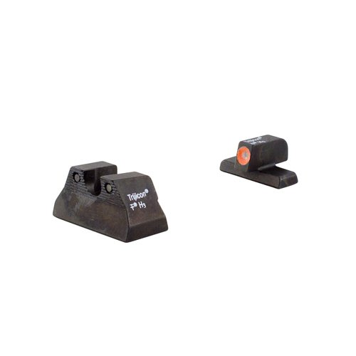 Trijicon H&K USP Compact HD Front Outline Night Sight Set, Orange