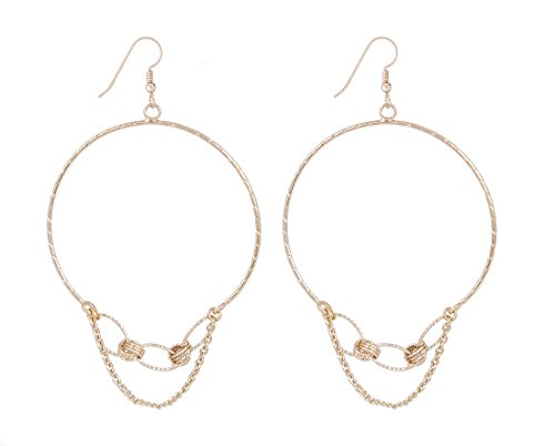 Lucky Star Jewels Women's Gold Notting Hill Earrings Lucky Star Jewels