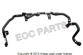 (BMW 17-12-7-548-224 Line, Heater Return - Thermo)