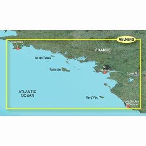 Garmin VEU464S - Penmarch to Les Sables d'Olonne - SD Card