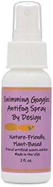 Swimming Goggles Antifog Spray Design product image