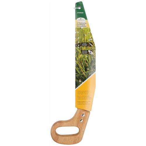 ARABYAN BROTHERS Pruning Saw with Wood Handle, 15'' Blade