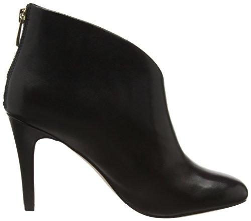 AldoCessi - Zapatos de Tacón mujer Negro (Black Leather/97)
