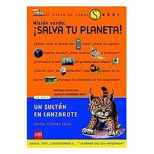 Mision Verde/ Green Mission: Salva Tu Planeta!/ Save Your Planet!