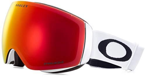 Oakley OO7064-23 Flight Deck XM Eyewear, Matte White, Prizm Jade Iridium ()