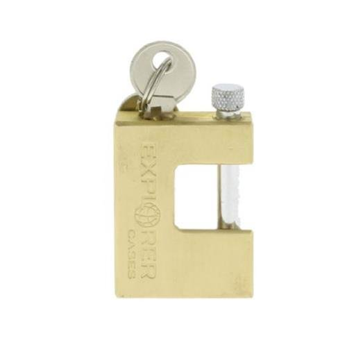 PADLOCK with Key by Explorer Cases