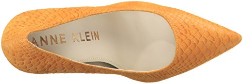 Pump Leather Klein Wine Women's Yellow Hollyn Anne pqvIPx