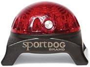 SportDOG Flash Collar Light, Red