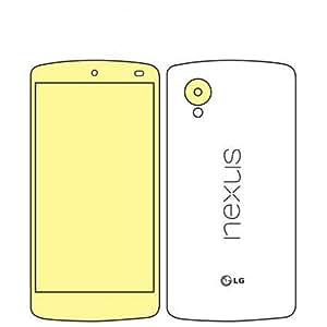 Martin fields 0670541267967 - Screen protector for google nexus 5