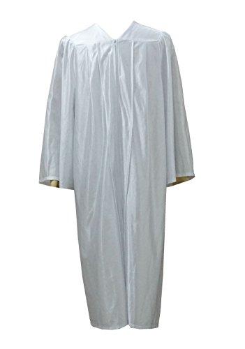 4354dbe5ddb Grad Days Shiny Graduation Gown Cap Tassel 2018 Unisex - Buy Online ...