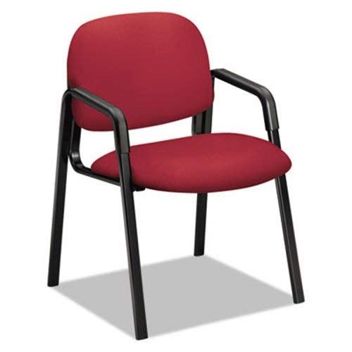 HON Solutions Seating 4000 Series Leg Base Guest Chair, Marsala (HON4003CU63T) ()