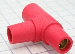 ADI CL/CLS/CLM Tapping T Adapter (M-F-F) - Red (C) by ADI